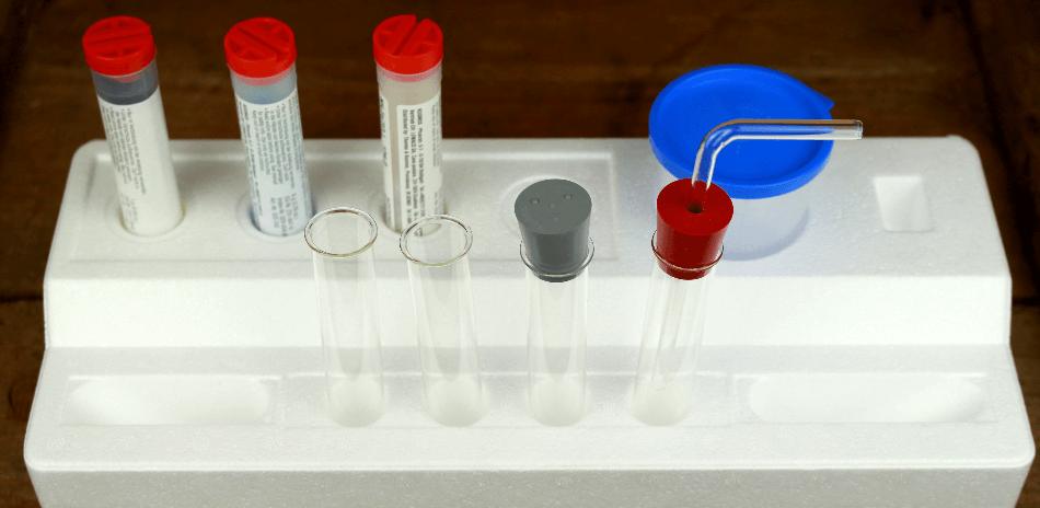 chemielabor c1000 versuchsstation